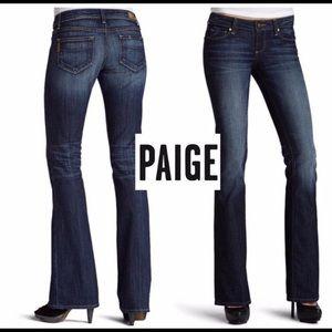 | Paige | Laurel Canyon low rise bootcut